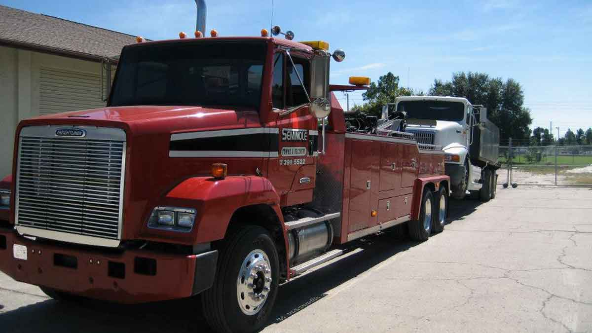 towing clearwater